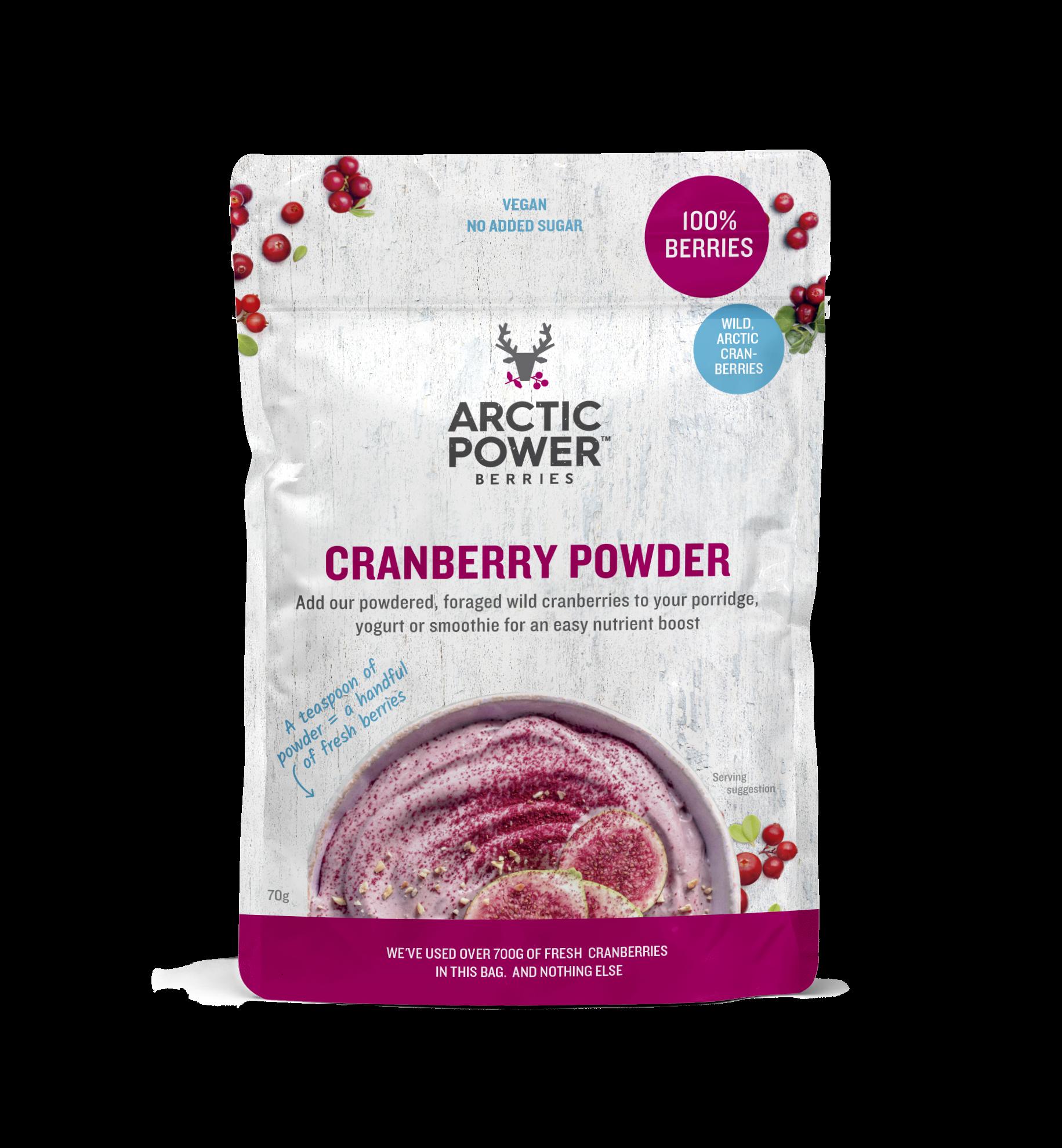 Cranberry Powder 70g