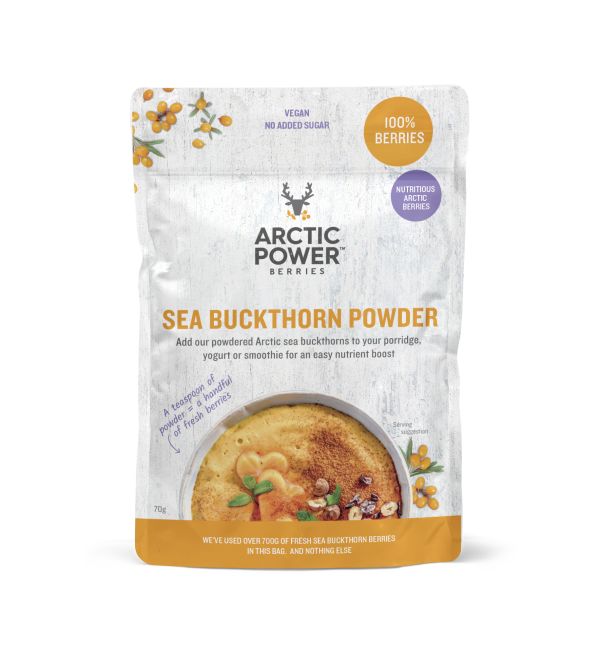 Sea Buckthorn Powder 70g