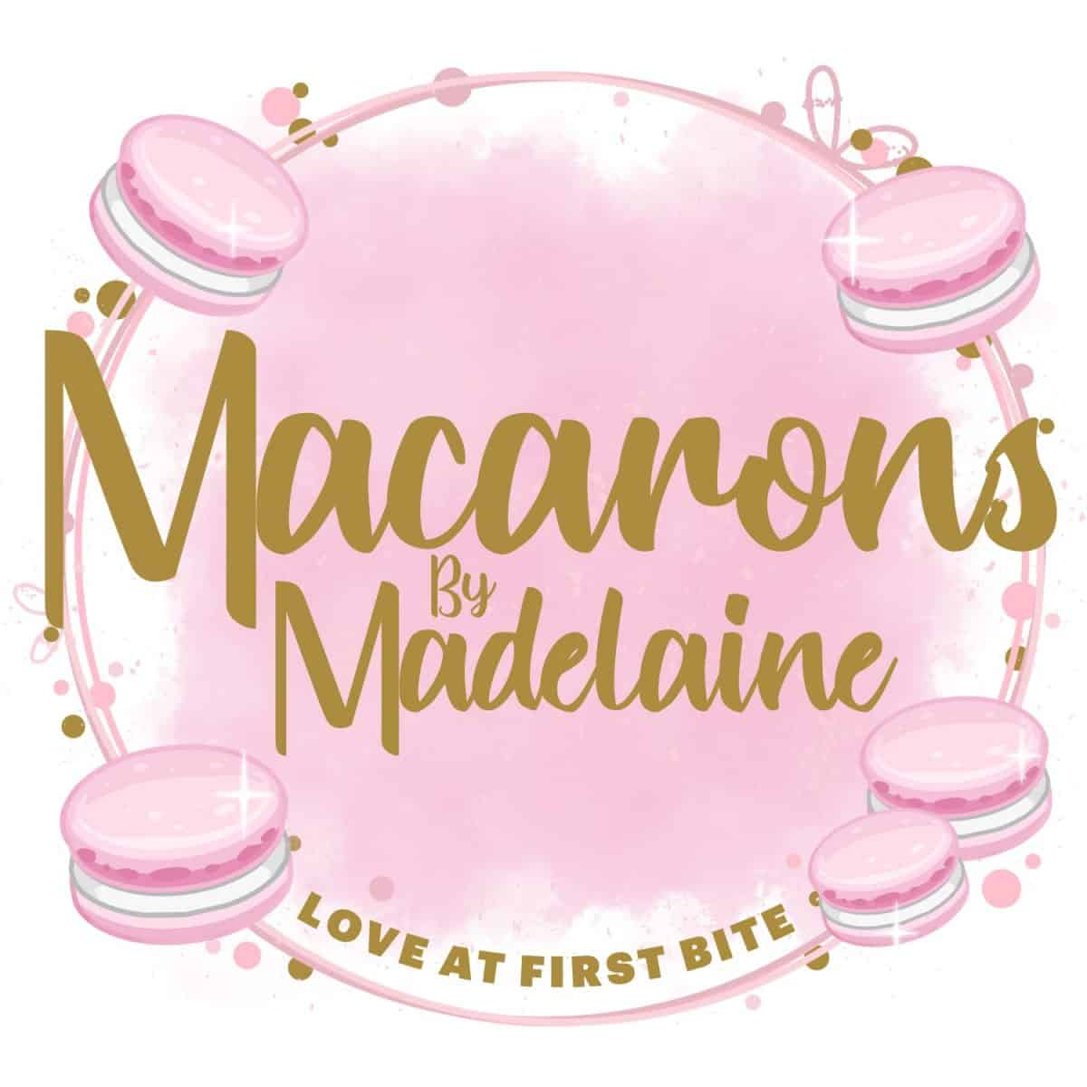 Macarons By Madelaine Banner image