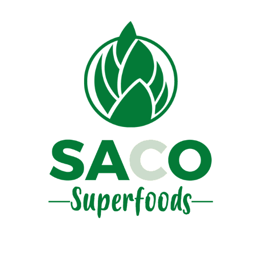 SACO Superfoods Banner image
