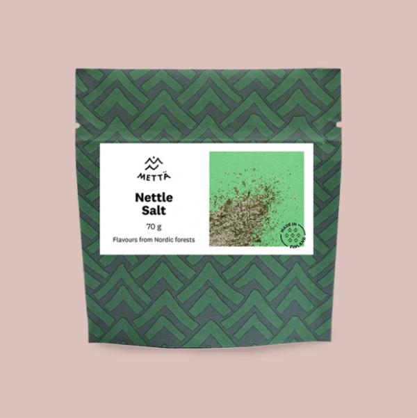 Nettle Salt