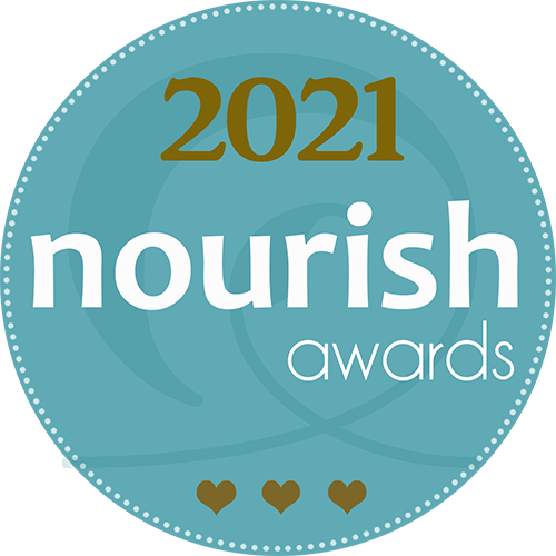 Nourish 2021 logo