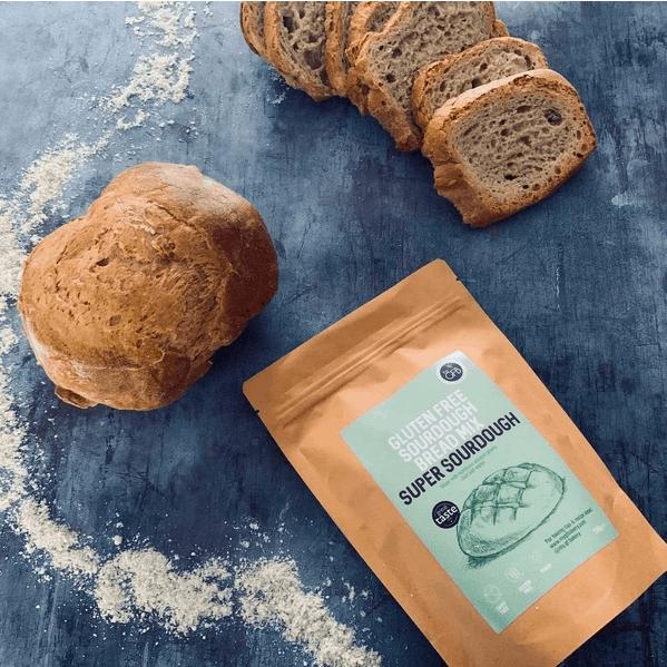 Super Sourdough Bread Mix