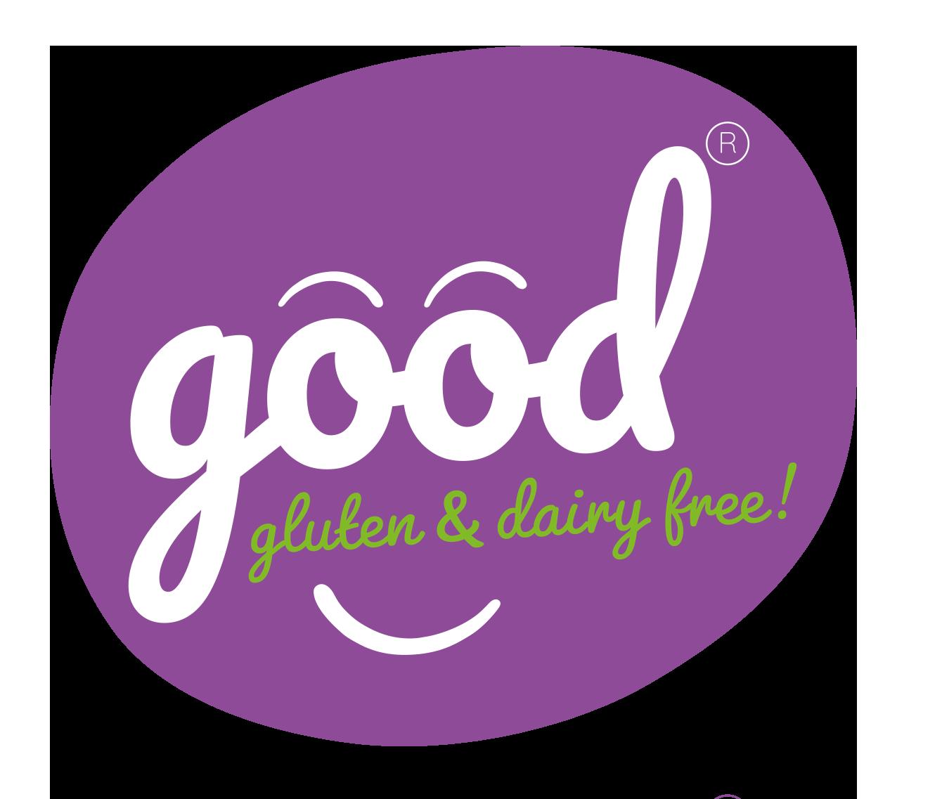 Good It's Gluten Free logo